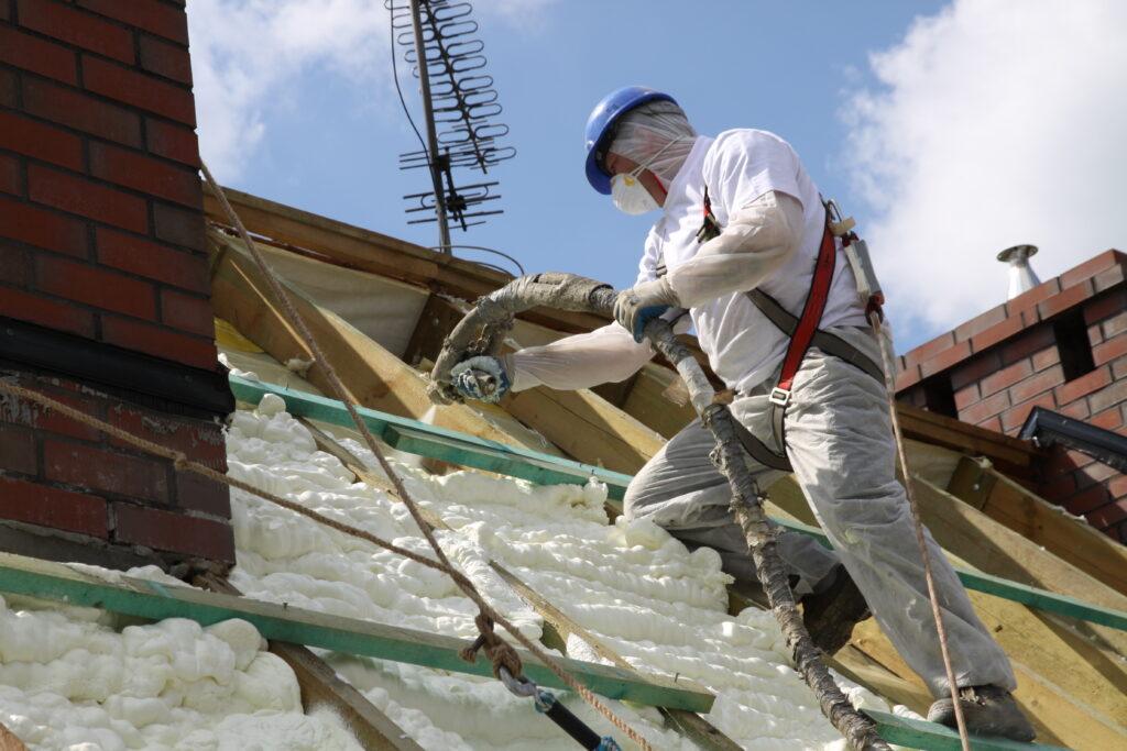 Ocieplanie dachu